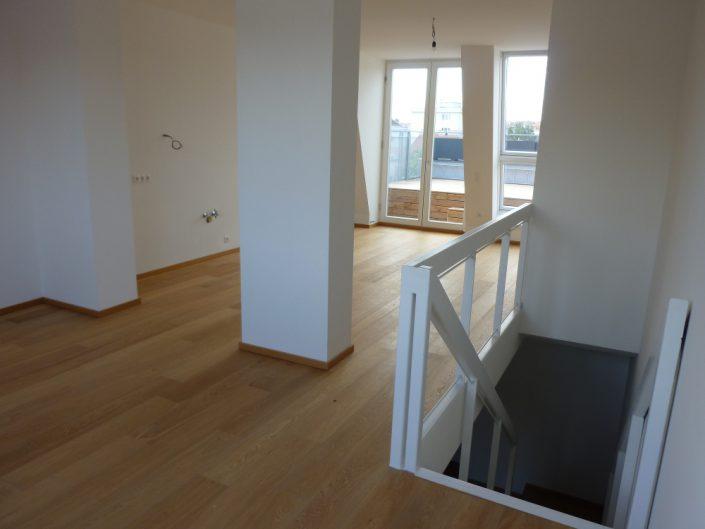 Sanierung Wohnhaus Ottakring – Dachausbau