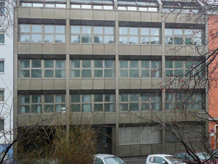 Bürogebäude in Meidling – Außenansicht