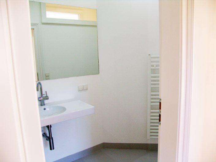 Sanierung Altbauwohnung – Badezimmer