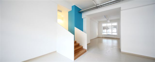 Errichtung Kindergarten – Treppe