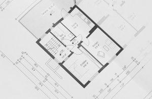 Pläne für den Hausbau