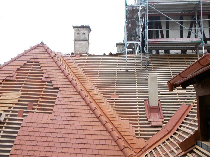 Umbau Waldorfschule Schönau – Sanierung des Daches