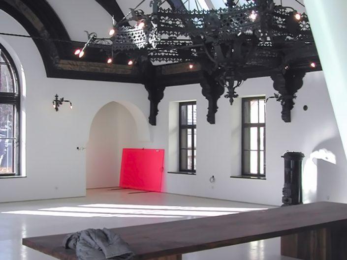 Loftwohnung in Dornbach – Leerer Innenraum