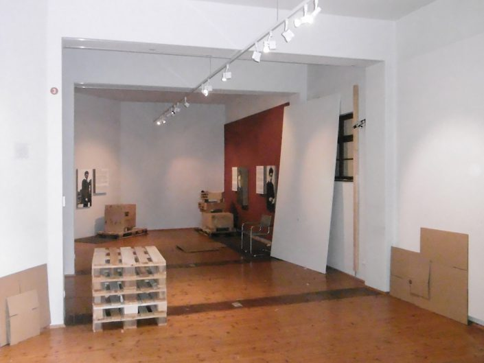 Umbauarbeiten im Schiele-Museums